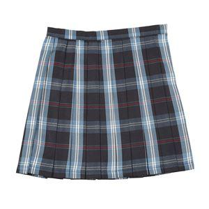 【コスプレ】 Teens Ever(ティーンズエバー) TE-16SSスカート(ネイビー/ブルー)L - 拡大画像