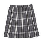 【コスプレ】 Teens Ever(ティーンズエバー) TE-16SSスカート(グレー/ホワイト)Lの画像