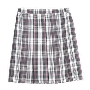 【コスプレ】 Teens Ever(ティーンズエバー) TE-17SSスカート(グレー/ピンク)L - 拡大画像