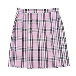 【コスプレ】 Teens Ever(ティーンズエバー) TE-17SSスカート(ピンク/ブラック)M - 拡大画像