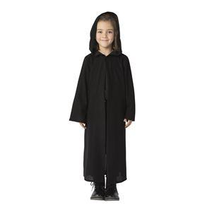 【コスプレ】 ブラックローブ kids f05