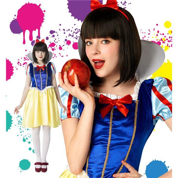 【白雪姫コスプレ】ロイヤルアップルプリンセス Ladies