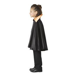 子供用 コスプレ衣装 【ハロウィンスターマント】 ボタン仕様 ポリエステル 〔ハロウィン〕