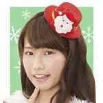 【クリスマスコスプレ 衣装】 スターサンタミニハット