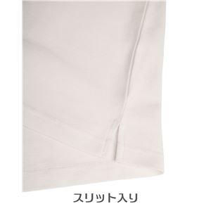 制服/コスプレ衣装 【ポロシャツ ホワイト Lサイズ】 綿 アクリル 『TeensEver』 〔イベント パーティー〕  の画像