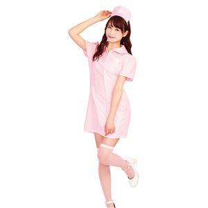 コスプレ衣装/コスチューム 【ピンクナース】 レディース155cm〜165cm 『トキメキグラフィティ TG』