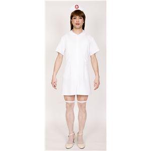 【コスプレ】女装MAN 純白ナースMAN