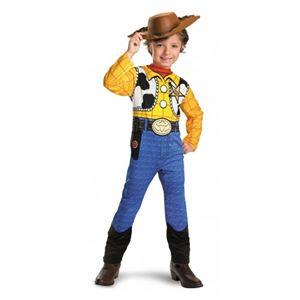 コスプレ衣装/コスチューム 【Woody Classic Child ジャンプスーツ・帽子】 ポリエステル 『Disguise』 〔ハロウィン〕の写真1