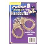 コスプレ衣装/コスチューム FORUM HANDCUFFS-METAL おもちゃの手錠