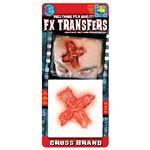 コスプレ衣装/コスチューム Tinsley Transfers Cross Brand 装飾メイクシール