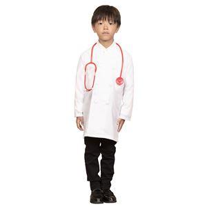 【コスプレ衣装/コスチューム】キッズジョブ お医者さん