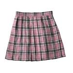 【コスプレ】 プリーツスカート(ピンク×黒×白) M 4560320825050