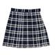 【コスプレ】 プリーツスカート(紺×白) M 4560320825074 - 縮小画像1