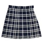 【コスプレ】 プリーツスカート(紺×白) L 4560320825081