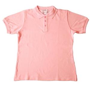ポロシャツ(ピンク) M
