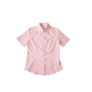 半袖シャツ(ピンク) L