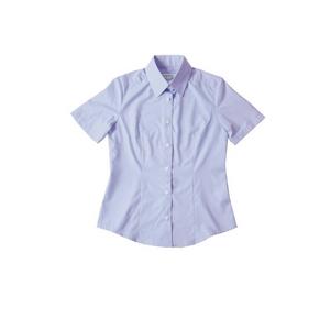 半袖シャツ(ブルー) M