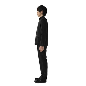 コスプレ衣装/コスチューム 【ガクランコスチュームセット メンズ】 上着 パンツ付き ポリエステル 〔イベント パーティー〕