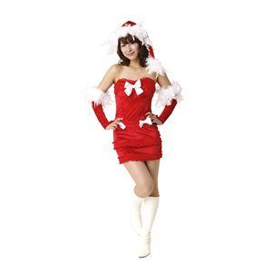 思い切って着てみよう、セクシークリスマスドレス