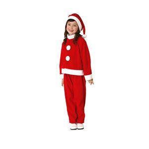 【2010年クリスマス向け】キッズサンタスーツ 120