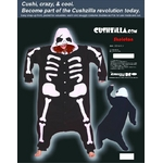 【着ぐるみ】Cushzilla Skeleton スケルトン