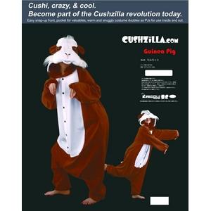 【着ぐるみ】Cushzilla Guinea pig モルモット - 拡大画像