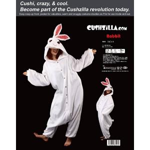 【着ぐるみ】Cushzilla Rabbit ラビット - 拡大画像