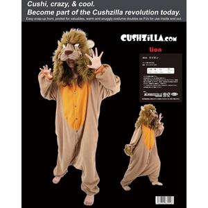 【着ぐるみ】Cushzilla Lion ライオン - 拡大画像