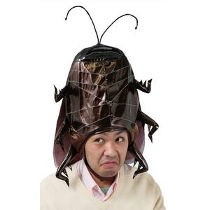 コスプレ ゴキブリのかぶりもの