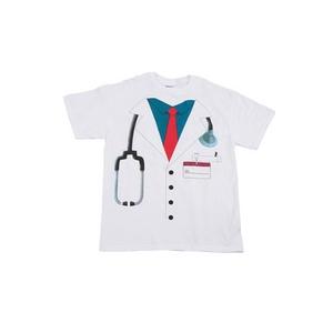 【コスプレ】 コスT(コスプレTシャツ) 白衣の王子 4560320835882 - 拡大画像