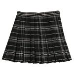 【コスプレ】 TeensEver(ティーンズエバー) コスプレ TE-11AW スカート ブラック×グレー M 4560320837381