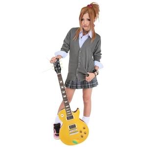 【コスプレ】 TeensEver(ティーンズエバー) コスプレ TE-11AW シャツ ブルーストライプ M 4560320837480