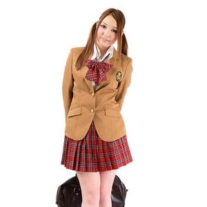 【コスプレ】 白金女学院 L 4560320834564 - 拡大画像