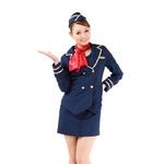 【コスプレ】 フライトアテンダント S 4560320835165