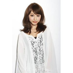 Rebecca Wig Tokyo ピュアミディアム スモーキーブラウン - 拡大画像