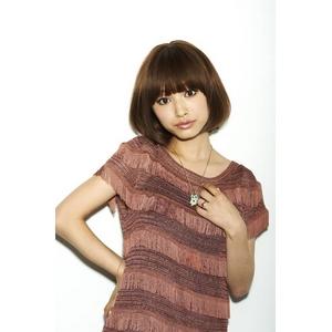 Rebecca Wig Tokyo ミニマムボブ ウォームブラウン - 拡大画像