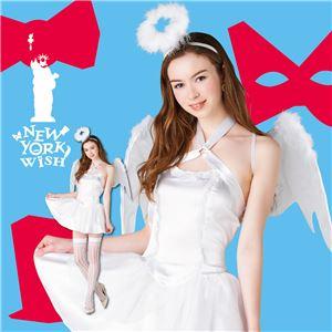 【コスプレ】 ホワイトキューピット NYW_2101 Sサイズ 4560320840688