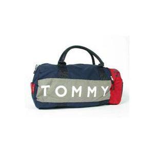 TOMMY HILFIGER(トミーヒルフィガー) ボストンバッグ 390532 NVGY - 拡大画像