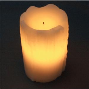Frameless Candle CA10361-CH シャンパンカラー バニラの香り