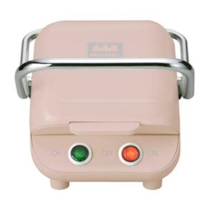 モッフルメーカー  (1枚焼タイプ) ピンク - 拡大画像