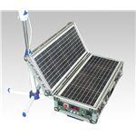 ソーラー式ポータブル発電機 PETC-FDXT‐40W