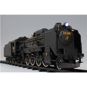 ビックスケールラジコン 1/40 蒸気機関車 D51形 498号機  - 拡大画像