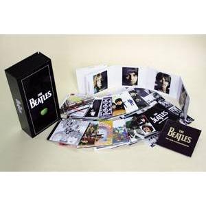 洋楽 ザ・ビートルズ BOX (CD16枚 + DVD1枚 全213曲) - 拡大画像