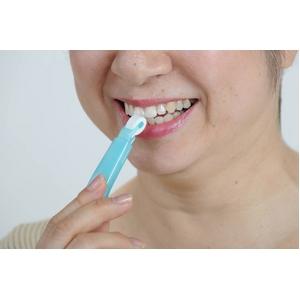 歯のピーリングスポンジ ステインクリーナー付け替え15個付+1個 【2個セット】