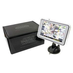 STAR WARS(スターウォーズ) 5インチ4GBポータブルナビゲーション RM-500SW - 拡大画像