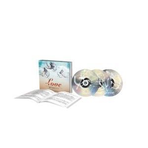 Love~韓国ドラマ・映画で聴いたクラシック~(CD3枚組)の詳細を見る