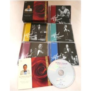 アルフレッド・ハウゼ全集【CD5枚組全100曲】別冊解説書/SHM-CDボックスケース入り〔ミュージック音楽〕