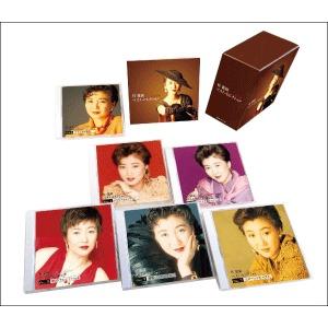 桂銀淑ベストセレクション CD5枚組+特典盤1(カラオケ) - 拡大画像