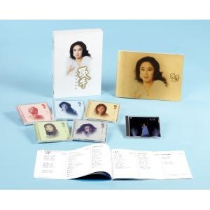 歌手-ちあきなおみ-(CD5枚組+特典DVD1枚)の詳細を見る