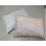 へちま枕2個セット(ブルー・ピンク)